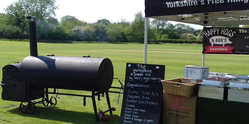 Event Caterers Yorkshire